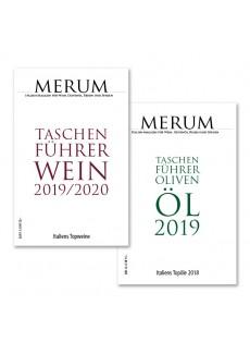 Kombi Taschenführer Wein 2019/2020 und Olivenöl 2019
