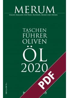 Taschenführer Olivenöl 2020 (PDF)