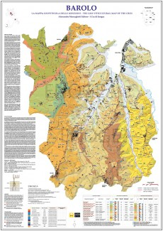 Cartina Masnaghetti/ENOGEA - Barolo Geoviticola