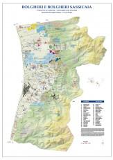 Masnaghetti/ENOGEA-Karte - Bolgheri 2019