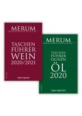 Kombi Taschenführer Wein 2020/2021 und Olivenöl 2020 (PRINT)