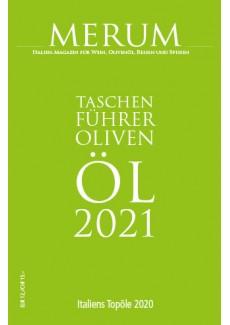 Taschenführer Olivenöl 2021 (PRINT)