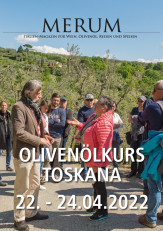 Olivenölkurs Toskana 22. bis 24.November 2022